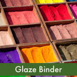 Natural Chemical Free Non Toxic Glaze Binder for Paint