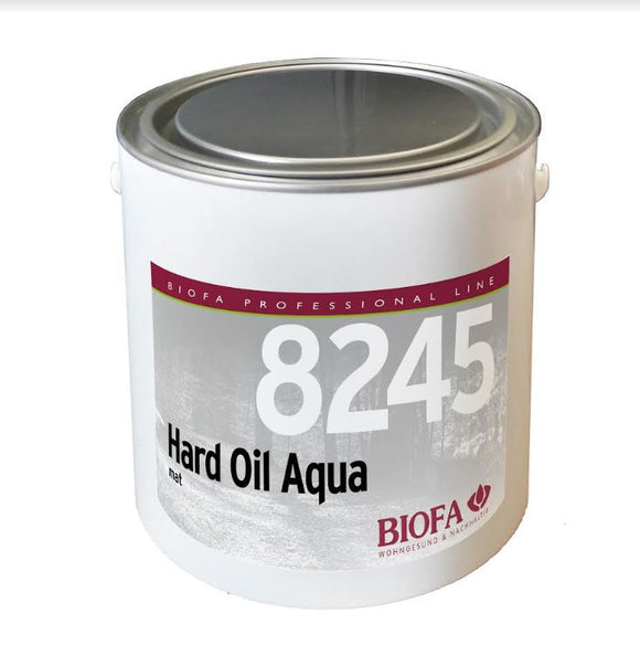 Hard Oil Aqua Clear Varnish - Interior (Matte)