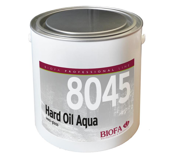 Hard Oil Aqua - Wood Stain - Natural Chemical Free Non Toxic Eco-Friendly