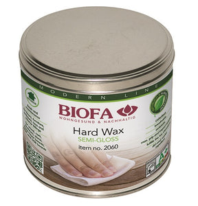 Hard Wax For Wood - Natural, Chemical Free, Non-Toxic & Eco-Friendly