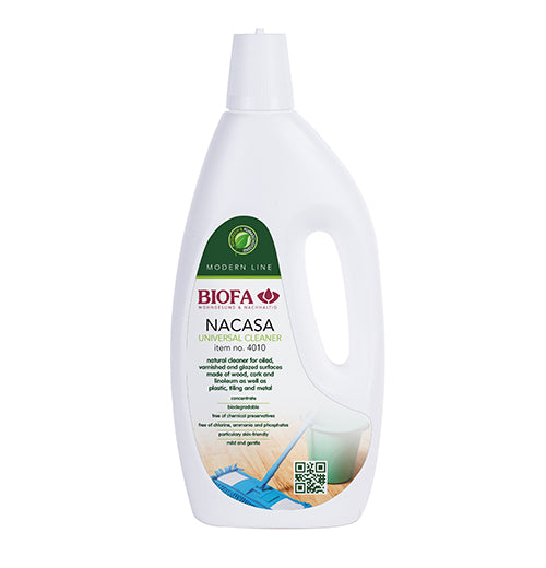 Nacasa Universal Cleaner - Natural, Chemical Free, Non-Toxic & Eco-Friendly