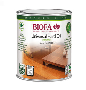 Universal Hard Oil - Interior