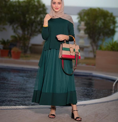 Emerald - Crew neck - Dresses spring summer
