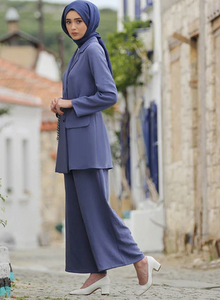 Indigo - Unlined - Chic suit