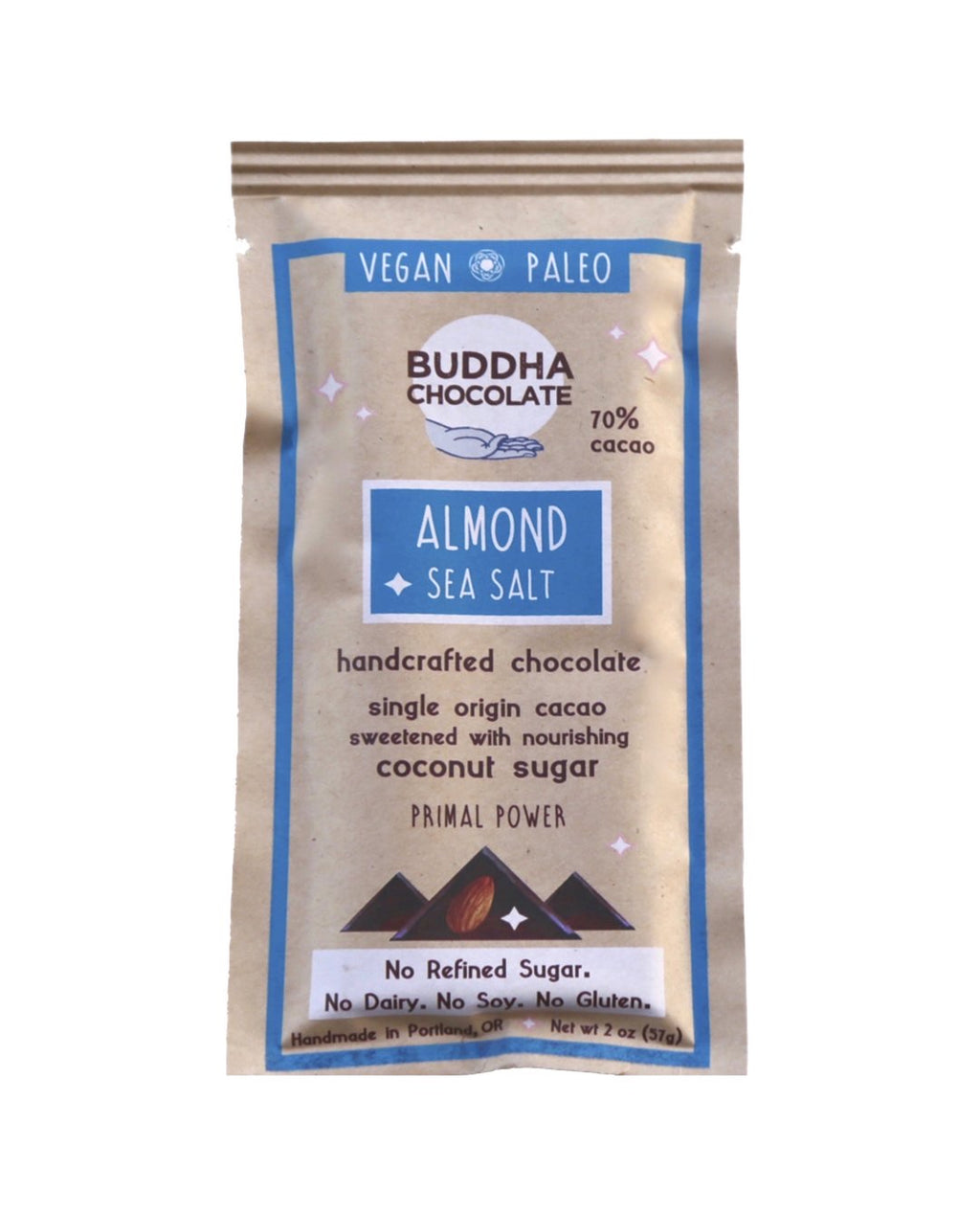 almond sea salt bar