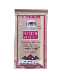 wild rose + sea salt bar