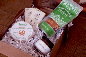 Plant-Based Gourmet Goodie Box