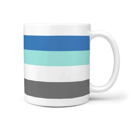 360 White Mug - Fraysexual Pride - Coffee Mug