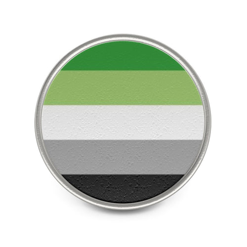 PrideAllYear.com|Aromantic - Metal Pin