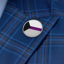 PrideAllYear.com|Demisexual - Metal Pin