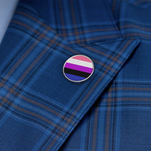 PrideAllYear.com|Gender Fluid - Metal Pin