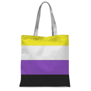 Accessories - Non-Binary Classic Tote Bag