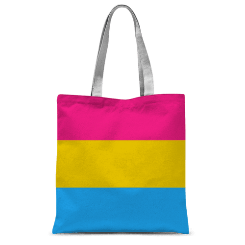Accessories - Pan Pride Classic Sublimation Tote Bag