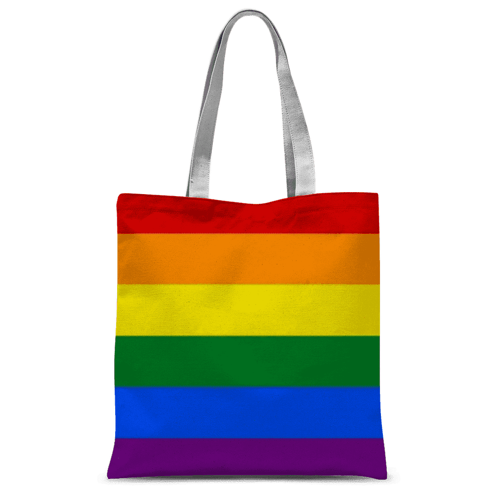 Accessories - Rainbow Pride Classic Sublimation Tote Bag