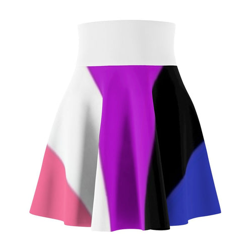 PrideAllYear.com|Gender Fluid - Skater Skirt