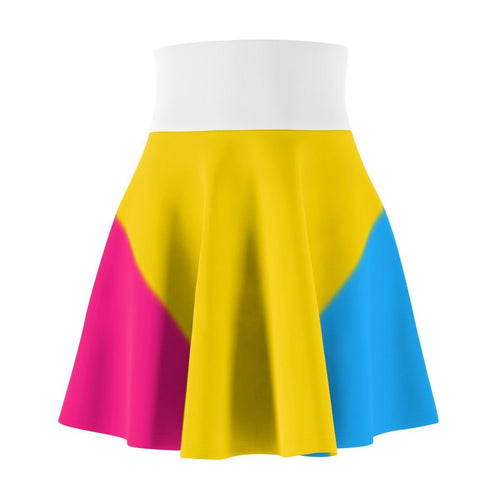 All Over Prints - Pansexual - Skater Skirt