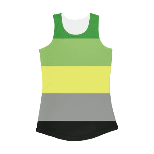 Apparel - Aromantic Women Performance Tank Top