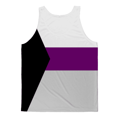 Apparel - Demisexual Pride Classic Adult Tank Top