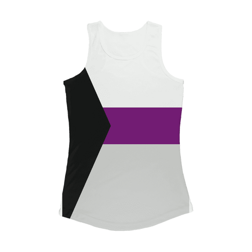 Apparel - Demisexual Pride Women Performance Tank Top