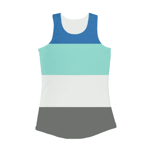 Apparel - Fraysexual Women Performance Tank Top