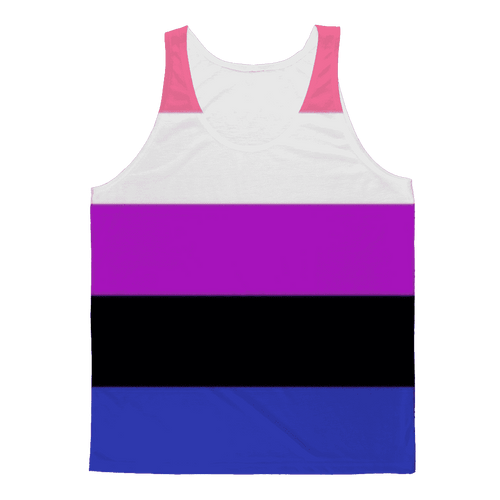 Apparel - Gender Fluid Classic Adult Tank Top