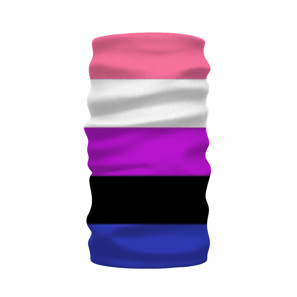 Apparel - Gender Fluid Neck Warmer Morf Scarf