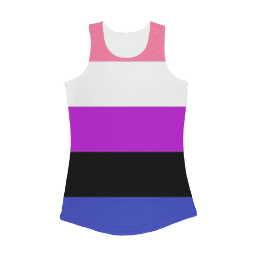 Apparel - Gender Fluid Women Performance Tank Top