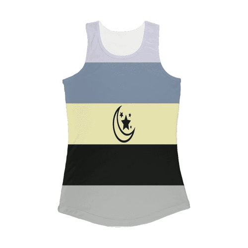Apparel - Nebularian/Stellunarian Women Performance Tank Top