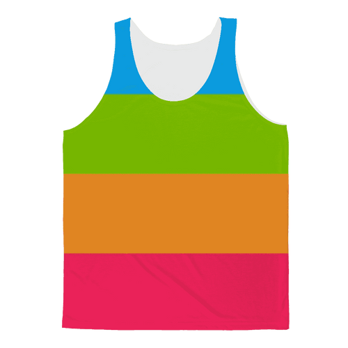 Apparel - Panromantic Classic Adult Tank Top