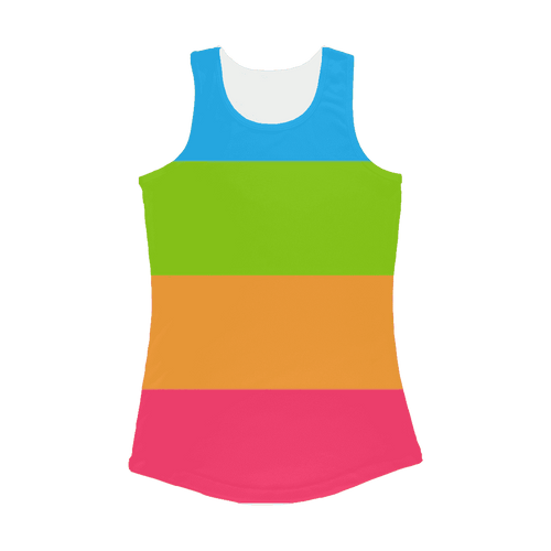 Apparel - Panromantic Women Performance Tank Top