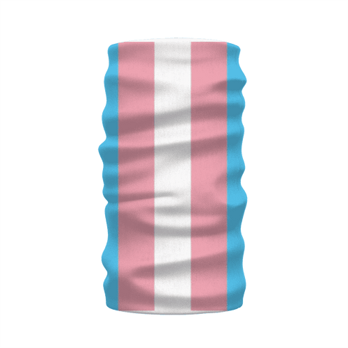 Apparel - Trans Pride Sublimation Neck Warmer Morf Scarf