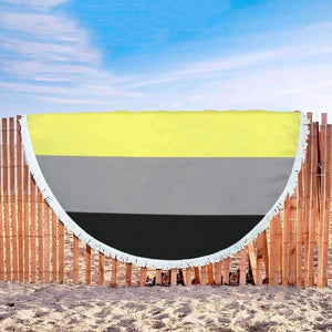 PrideAllYear.com|Aromantic Beach Blanket