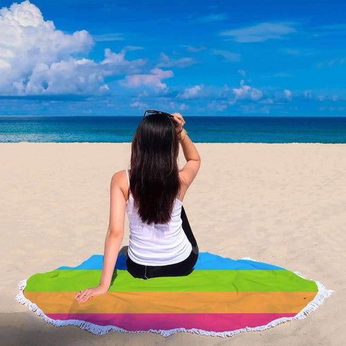 Beach Blanket - Panromantic Beach Blanket