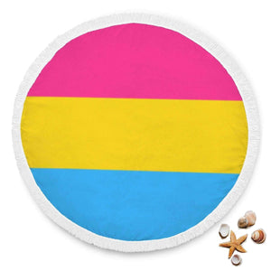 Beach Blanket - Pansexual Beach Blanket