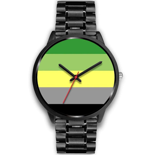PrideAllYear.com|Aromantic Pride Watch