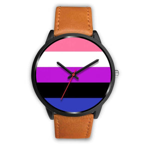 PrideAllYear.com|Gender Fluid Pride Watch
