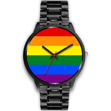 Black Watch - Rainbow Pride Watch