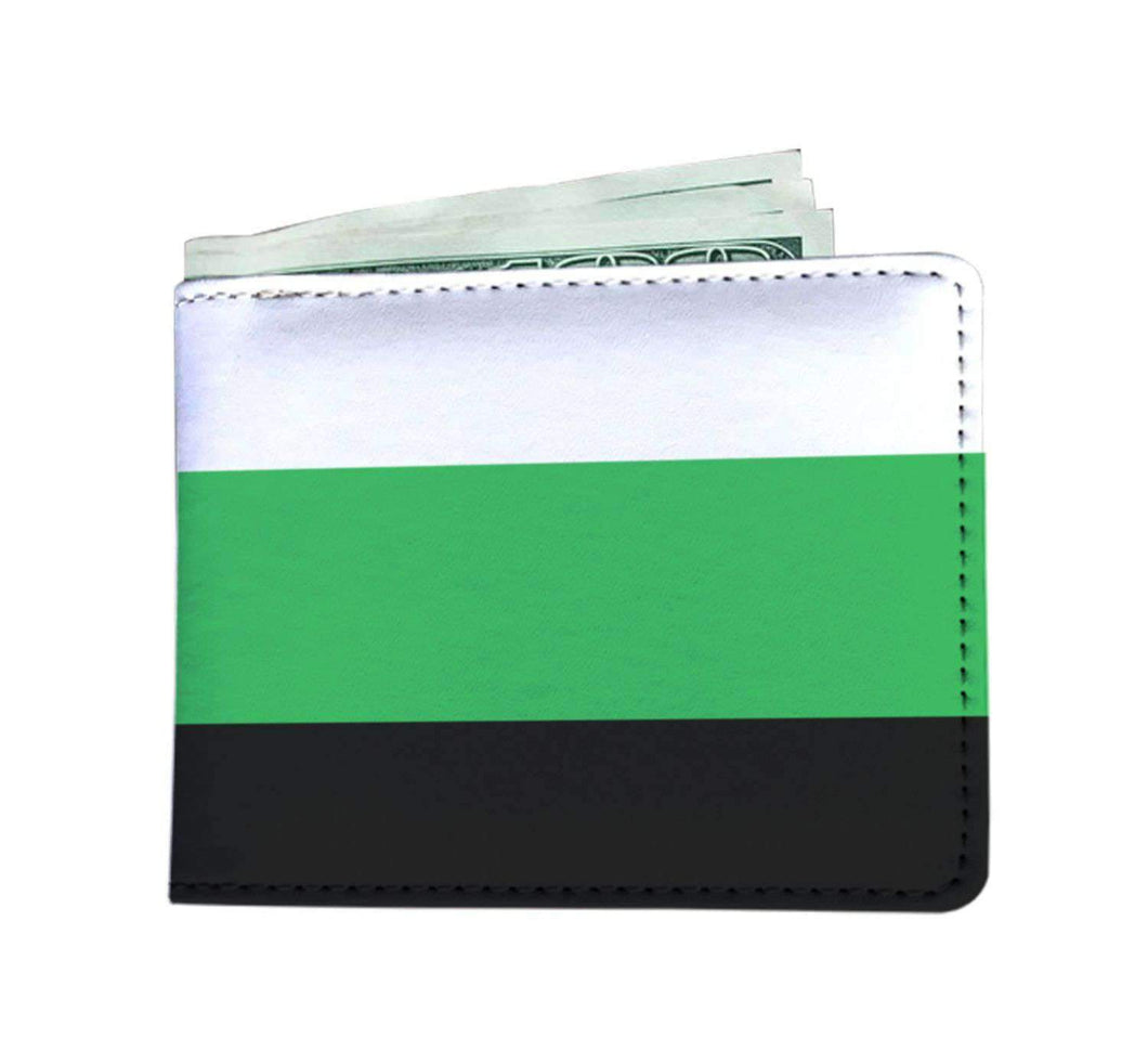 Mens Wallet - Neutrois Pride - Wallet