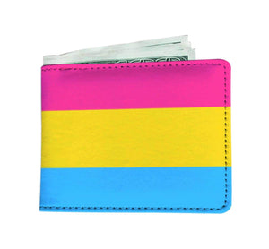 Mens Wallet - Pansexual