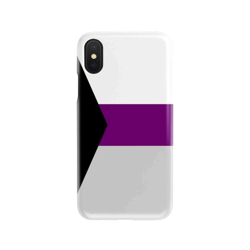 Phone Case - Demisexual Pride Phone Case