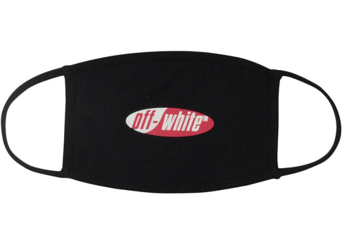 OFF-WHITE Split Logo Face Mask SS19