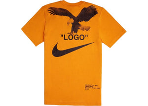 OFF-WHITE x Nike NRG A6 Tee Orange Peel FW18