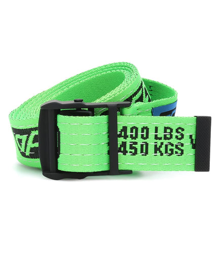 Off-White Industrial Belt - Green