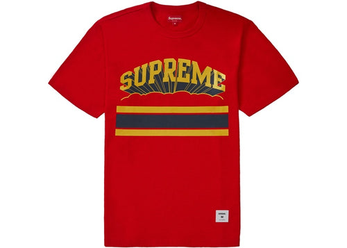 Supreme SS19 Cloud Arc Tee - Red