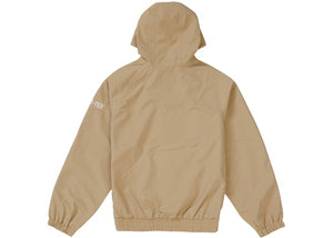 Supreme SS19 GORE-TEX Hooded Harrington Jacket Tan