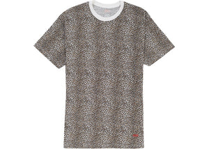 Supreme SS19 Hanes Leopard Tagless Tees