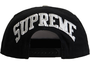 Supreme SS19 NFL x Raiders x '47 5-Panel Black
