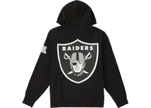 Load image into Gallery viewer, Supreme NFL x Raiders x '47 Hooded Sweatshirt Black