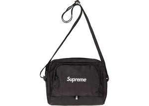 Supreme SS19 Shoulder Bag - BLACK