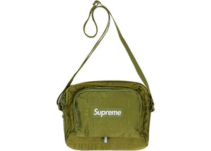 Supreme SS19 Shoulder Bag - Olive